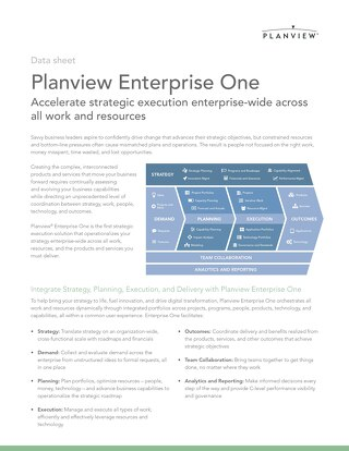 Planview Enterprise