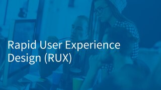 Topcoder Slide Presentation: RUX - Rapid User Experience Design Competition