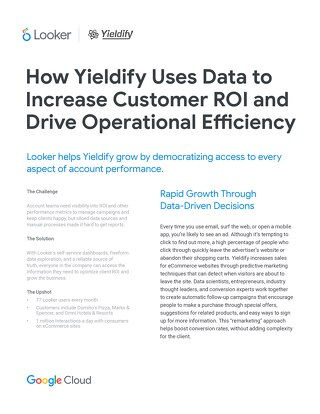 Case Study: Yieldify