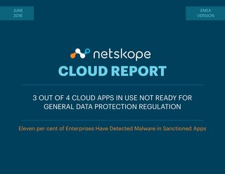 June 2016 - EMEA Cloud Report