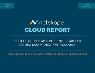 June 2016 - EMEA Cloud Report