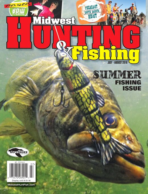 Summer Fishing Issue July-August 2016