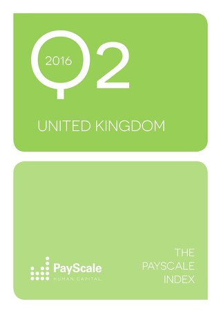 PayScale Index UK, 2016 Q2