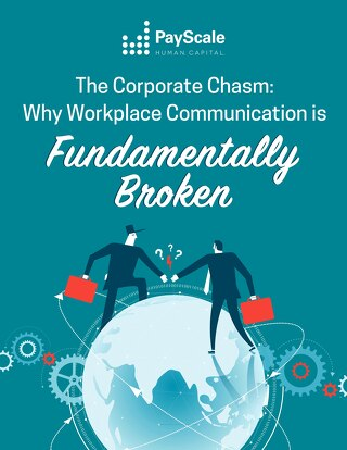 The Corporate Chasm: Why Communication in Today's Workplace is Fundamentally Broken