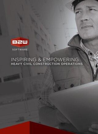 B2W Corporate Brochure
