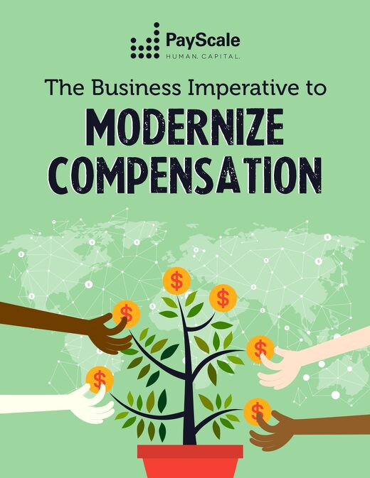 The Business Imperative to Modernize Compensation