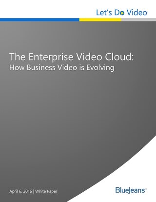 How Business Video is Evolving