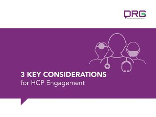 eBook: 3 Key Considerations for Physician Engagement