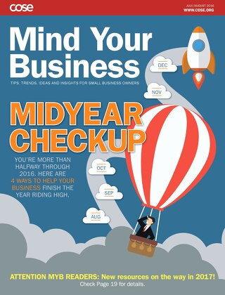 Mind Your Business July/August 2016