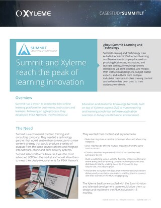 Case Study: Summit Learning and Technology
