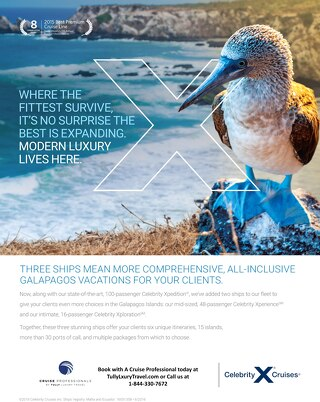 All Inclusive Galapagos with Celebrity Cruises