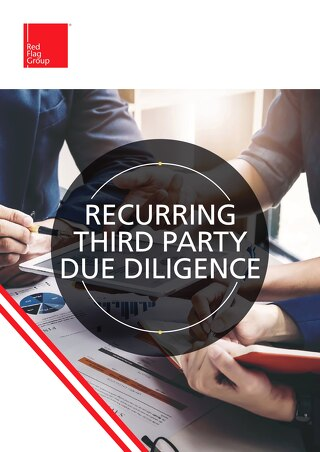 Special report: Recurring third party due diligence