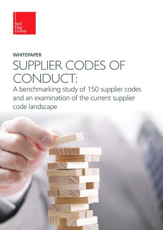 Supplier codes of conduct
