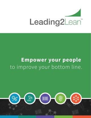 Leading2Lean Product Brochure