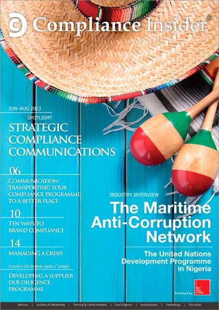 Jun - Aug 2013 edition