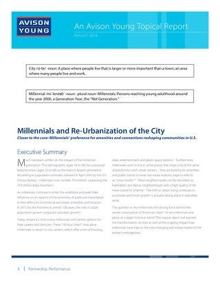 AYTopicalReport_Millennials_ReUrbanizationOfCity_AustinAug2016Final