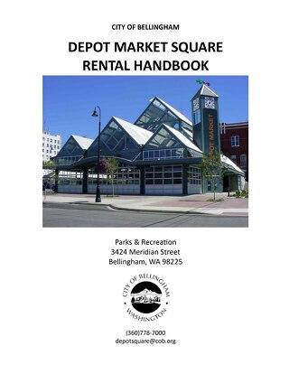 Depot Market Square Handbook
