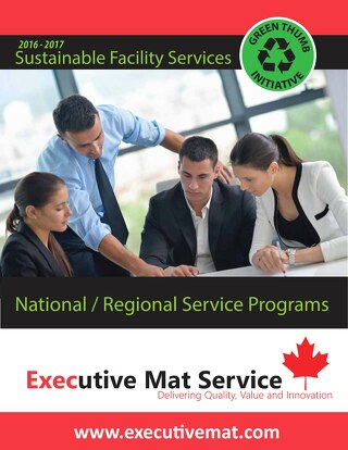 National and Regional Sustainable service programs