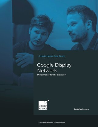 Online Marketplace Lowers Acquisition Costs by 78% with Google Display Network