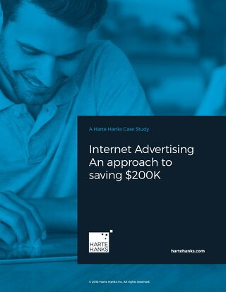 Digital Advertising Approach Saves $200K