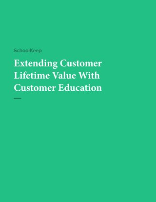 Extending Customer Lifetime Value With Customer Education