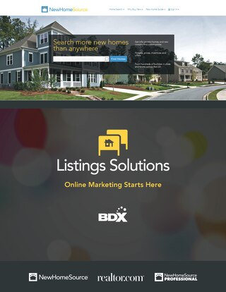 List Your Homes Online With BDX