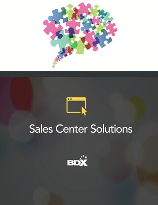 BDX Sales Center Solutions