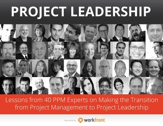 Secrets of 40 PPM Experts on Changing Project Management to Project Leadership