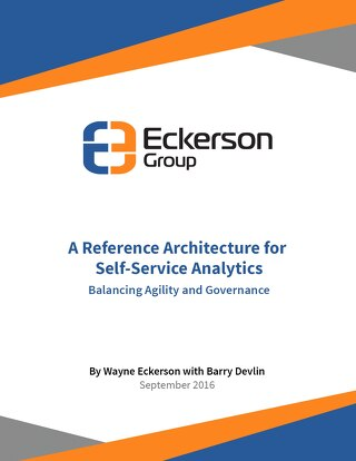 A Reference Architecture for Self-Service Analytics - Balancing Agility and Governance in the Modern Era