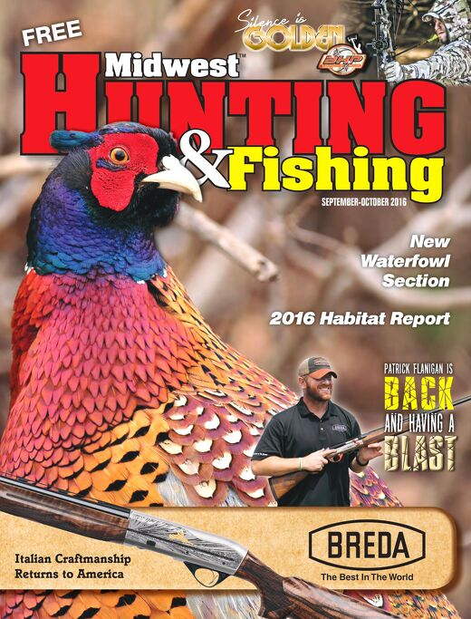 Midwest Hunting & Fishing Sept-Oct 2016 Issue