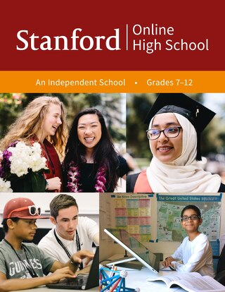 Stanford Online High School 2017-18 Brochure