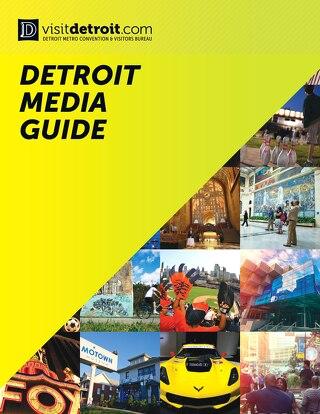 Detroit Media Guide 2016