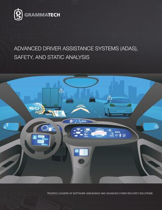 Advanced Driver Assistance Systems (ADAS), Safety, and Static Analysis