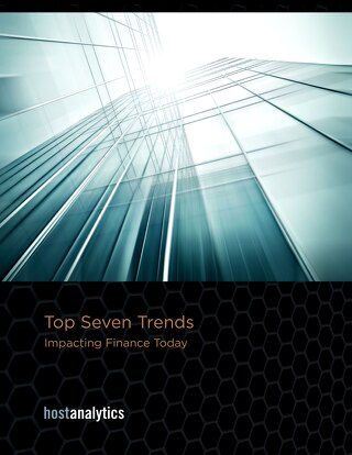 Top 7 Trends Impacting Finance Today