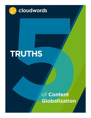 5 Truths of Content Globalization