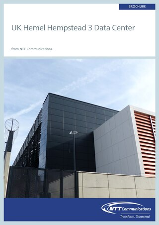 UK Hemel Hempstead 3 Data Center Brochure
