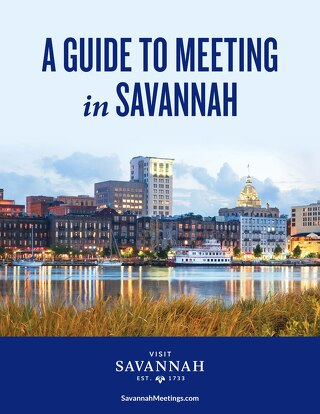 Official Savannah Meeting Planner