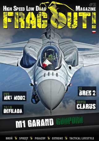 Frag Out! Magazine #12 PL