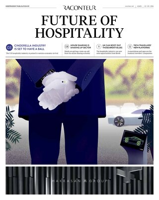 Future of Hospitality 2016