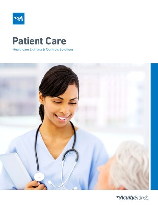 Patient Care Healthcare Lighting & Controls Solution Guide