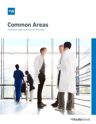 Healthcare Common Areas Lighting & Controls Solution Guide