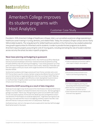 Ameritech Case Study