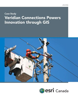 Veridian Connections Powers Innovation through GIS