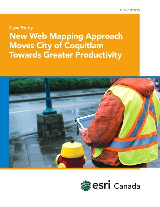 New Web Mapping Approach Moves City of Coquitlam Towards Greater Productivity