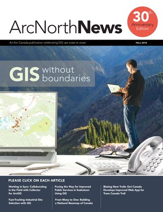 Volume 17 No. 2 - GIS Without Boundaries (Fall 2014)