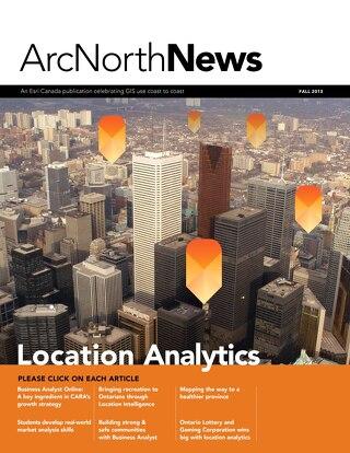 Volume 16 No. 2 - Location Analytics (Fall 2013)