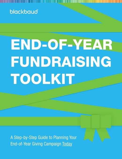 End Of Year Fundraising Toolkit