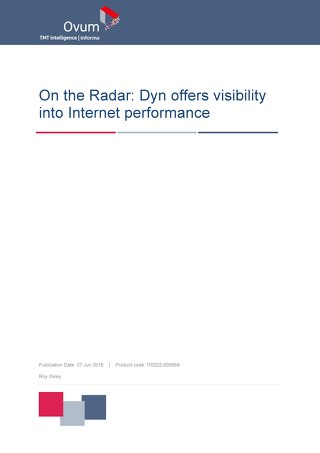 On the Radar - Dyn offers visibility into Internet performance