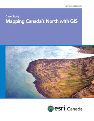 Mapping Canada's North with GIS