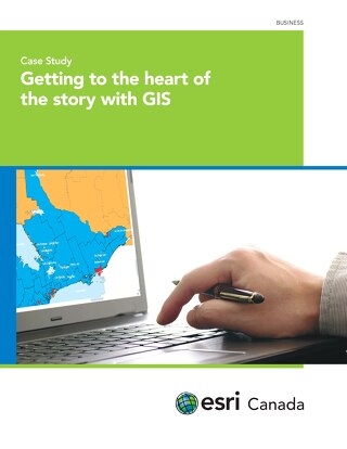 Getting to the Heart of the Story with GIS